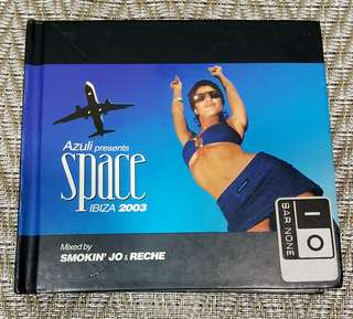 Azuli - Space Ibiza 2003 2CDs