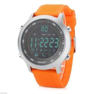 防水智能手錶藍牙手機伴侶為IOS Android iPhone三星    Waterproof Smart Wrist Watch Bluetooth Phone Mate For IOS Android iPhone Samsung