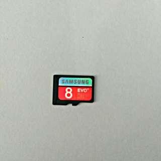 Memori card Samsung 8gb