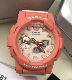 Baby G shock BGA 1854A authentic