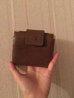 Valentino garavani short wallet vintage 短銀包