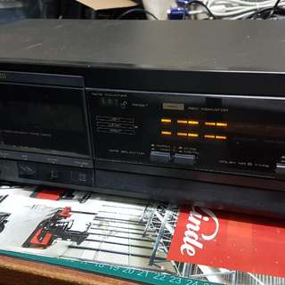 PIONEER CT-111 Cassette Tape Player Recorder Deck