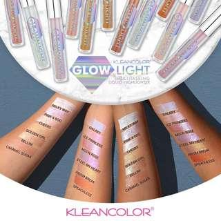 Kleancolor Glow Light Multitasking Liquid Highlighter