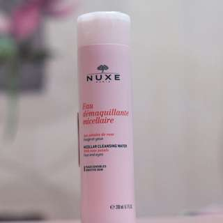Nuxe Micellar Cleansing Water (NEW)