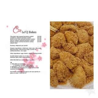 Lactation cookies(muah chee)
