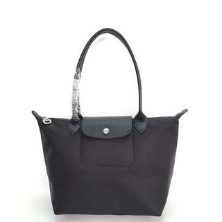 Longchamp Shopper Medium Long Handle