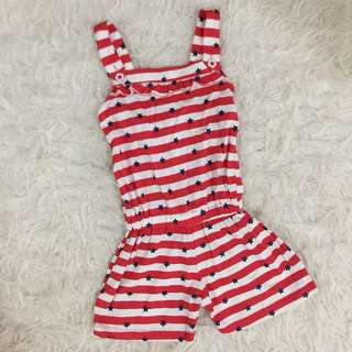 Jumpsuit star size: 2-3 tahun (sale tutup toko baby shop)