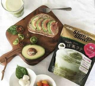 Asahi Japanese Slimming meal replacement