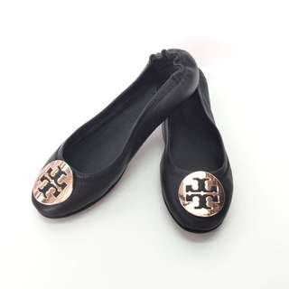 Tory Burch Minnie Travel Flatshoes AUTHENTIC
