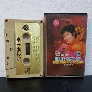 Cassette》张小英 - 长发为君剪