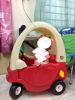 Step 2 Snuggle Bug Push Car