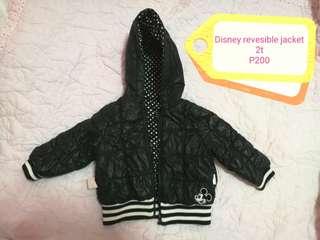 Reversible Disney Jacket