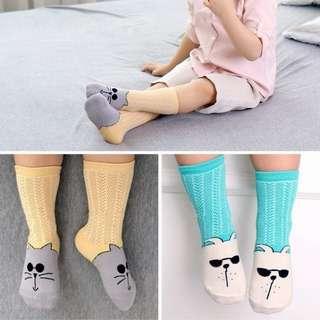 Korea Cool Baby Boy Socks