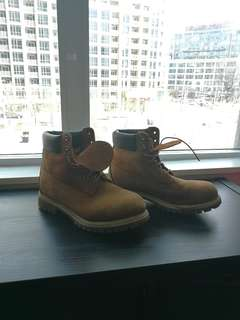 Authentic Timberlands (Mens 9)