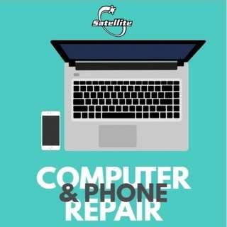 Repair Laptop & Handphone / Menjual Part Accessories