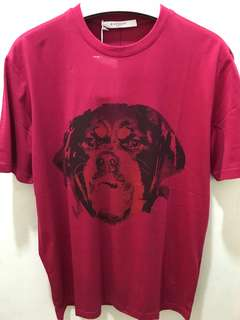 🆕👨👱‍♀️Authentic GIVENCHY New Season Rottweiler Shirt