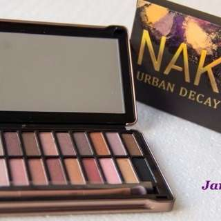 Urban Decay Palette naked 4 ReadyStock