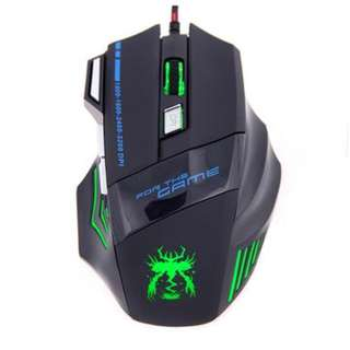 Gaming Mouse with advanced features to help you get ahead in the game! (Best in town!!!)