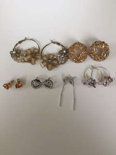 Assorted Earrings