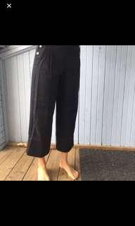Club Monaco Brushed Wool Pant
