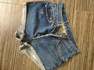 Levi's Vintage High Waist Short