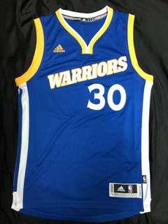 Stephen Curry Golden State Warriors NBA Jersey