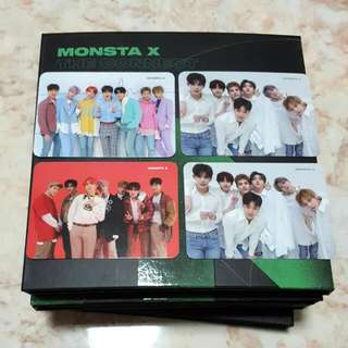 WTS Monsta X The Connect Group Pc