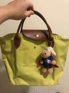 🚚 Longchamp螢光黃