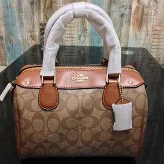 COACH Mini bennet Handbag