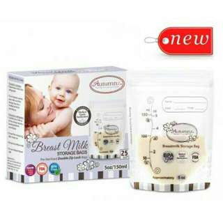 Breastmilk Storage Bag 5oz