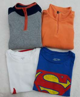 Boys Apparel Bundle 7-8 yrs old