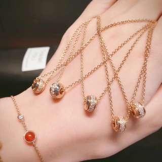 伯爵 Piaget POSSESSION 鑽石項鏈