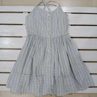 Ralph Lauren stipes dress