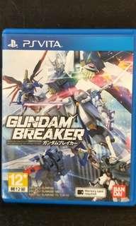 PSVita Gundam Breaker (PS Vita)