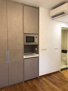 Studio near Dhoby Ghaut MRT $1.8k only