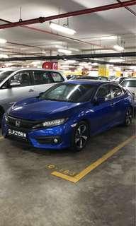 Honda Civic 1.5 Auto VTEC Turbo