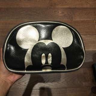 Typo Mickey Cosmetic Case