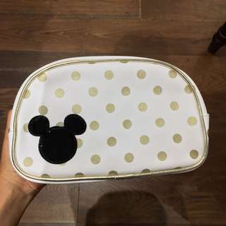 Typo Mickey Cosmetic Case