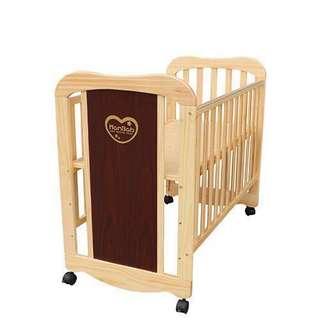 嬰兒床/床包6件組