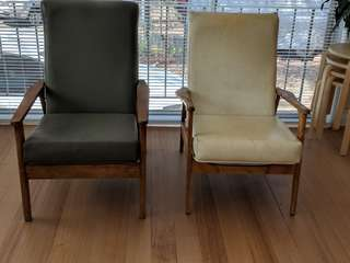 Vintage Parker Chairs
