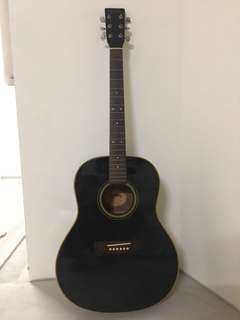 Guitar without strings