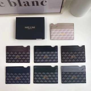 Faure Le Page Card Holder