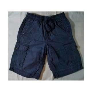 Oshkosh - Navy Blue Cargo Shorts