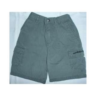 QuickSilver - Khaki Green Shorts