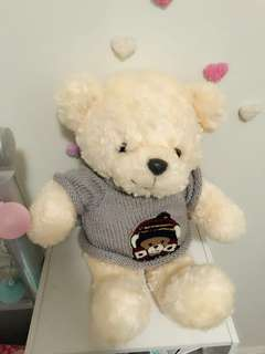 Cute Teddy (Free for purchase > $50)