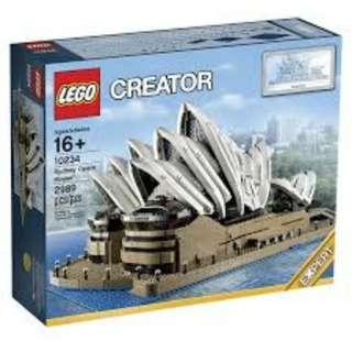 Lego Sydney Opera House for Sale