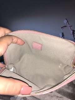 Furla medium size makeup/coin bag