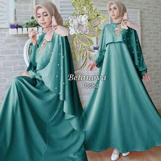 120768 GAMIS PESTA BELANOVA TOSCA by PGMS Collections