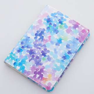 Clearance: BN Planner Notebook {multicolored flower design]