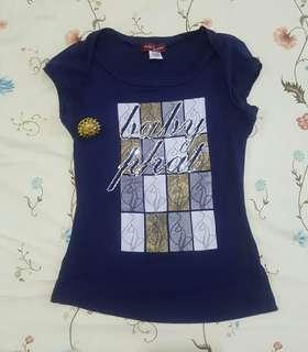 baby phat blouse